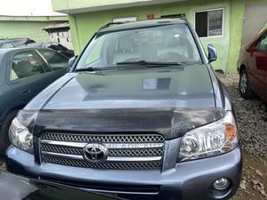 Toyota Highlander 2006 Hybrid Blue | Cars for sale in Lagos State, Ogba