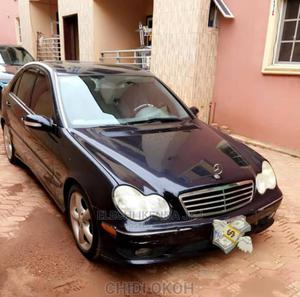 Mercedes-Benz C230 2005 Blue | Cars for sale in Delta State, Oshimili South