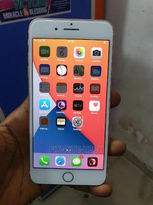 Apple iPhone 7 Plus 256 GB Silver | Mobile Phones for sale in Lagos State, Ikeja