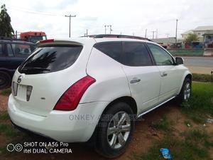 Nissan Murano 2006 White | Cars for sale in Abuja (FCT) State, Mararaba