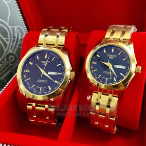 Tissot Couple Days Set   Watches for sale in Lagos State, Ajah