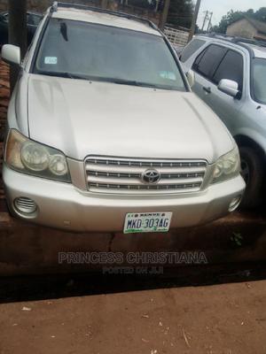 Toyota Highlander 2004 Gold   Cars for sale in Kaduna State, Kaduna / Kaduna State