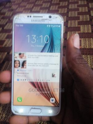 Samsung Galaxy S6 32 GB White   Mobile Phones for sale in Akwa Ibom State, Uyo