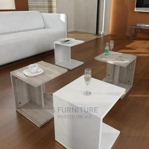 Center Table /Side Stools   Furniture for sale in Lagos State, Ikorodu