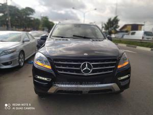 Mercedes-Benz M Class 2015 Black | Cars for sale in Lagos State, Surulere