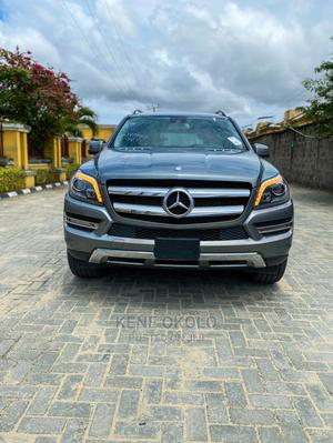Mercedes-Benz GL-Class 2014 Gray | Cars for sale in Lagos State, Lekki