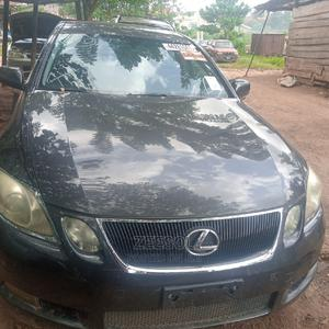 Lexus GS 2007 350 Black | Cars for sale in Oyo State, Ibadan