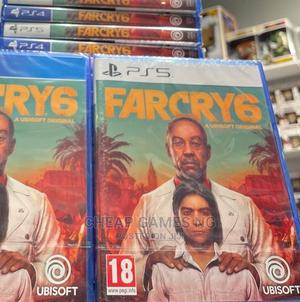 Far Cry 6 PS5   Video Games for sale in Lagos State, Agege
