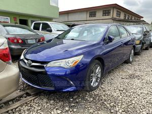 Toyota Camry 2016 Blue   Cars for sale in Lagos State, Agege