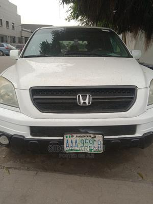 Honda Pilot 2004 White | Cars for sale in Lagos State, Surulere