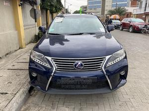 Lexus RX 2015 Blue | Cars for sale in Lagos State, Yaba