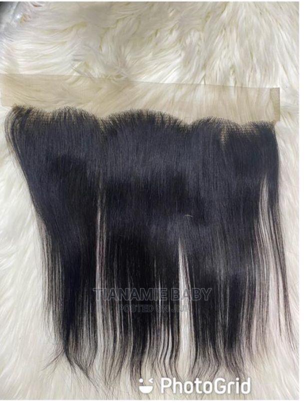 Hair Closure Frontal   Hair Beauty for sale in Ikorodu, Lagos State, Nigeria