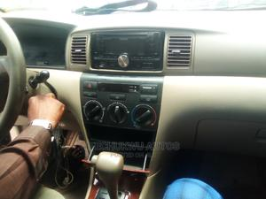 Toyota Corolla 2007 Black   Cars for sale in Lagos State, Ikeja