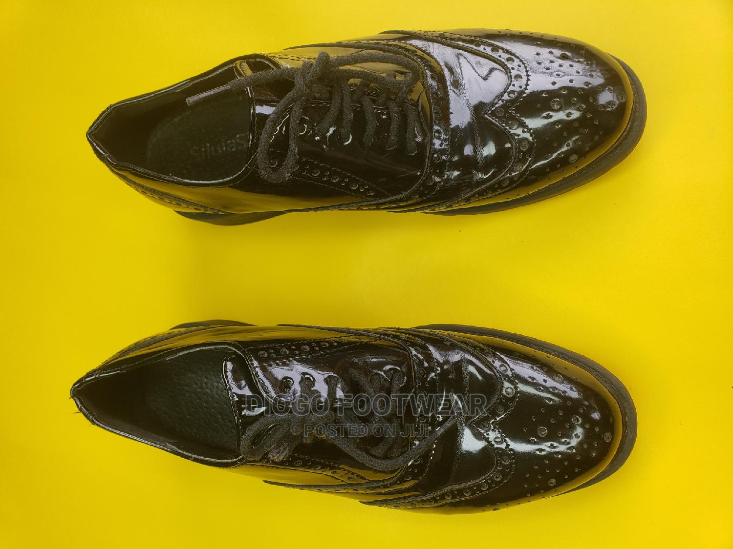 Patent Leather Brogues   Shoes for sale in Ikeja, Lagos State, Nigeria
