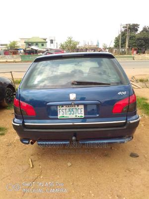 Peugeot 406 2000 Blue | Cars for sale in Abuja (FCT) State, Mararaba