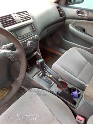 Honda Accord 2004 Black   Cars for sale in Abuja (FCT) State, Mararaba