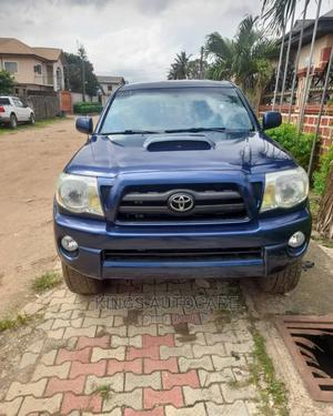 Toyota Tacoma 2007 Blue | Cars for sale in Lagos State, Alimosho