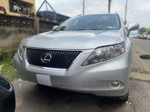 Lexus RX 2012 350 AWD Silver | Cars for sale in Abuja (FCT) State, Garki 2