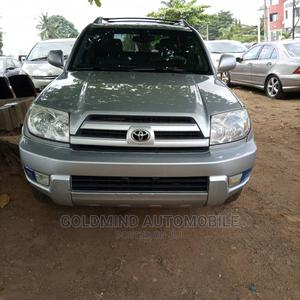 Toyota 4-Runner 2003 4.7 Silver | Cars for sale in Lagos State, Magodo