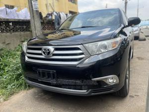 Toyota Highlander 2011 Limited Black   Cars for sale in Abuja (FCT) State, Garki 2