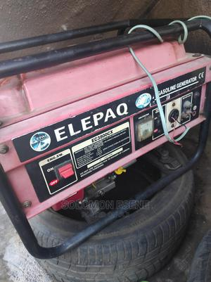 Elepaq Generator | Electrical Equipment for sale in Lagos State, Alimosho