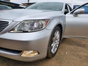Lexus LS 2007 460 Luxury Sedan Silver | Cars for sale in Lagos State, Ojo