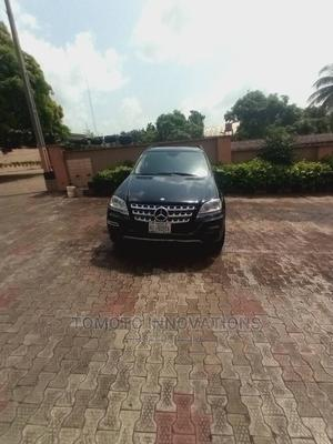 Mercedes-Benz M Class 2007 ML 350 4Matic Black | Cars for sale in Imo State, Owerri