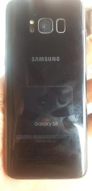 Samsung Galaxy S8 64 GB Black   Mobile Phones for sale in Enugu State, Enugu