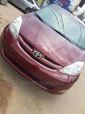 Toyota Sienna 2010 CE 7 Passenger Red   Cars for sale in Lagos State, Ogba