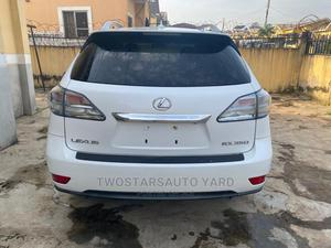 Lexus RX 2010 White | Cars for sale in Lagos State, Alimosho