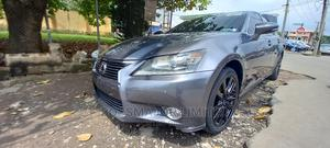 Lexus GS 2013 350 4WD Silver | Cars for sale in Lagos State, Ikeja