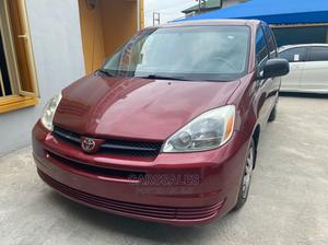 Toyota Sienna 2004 Red | Cars for sale in Lagos State, Agege
