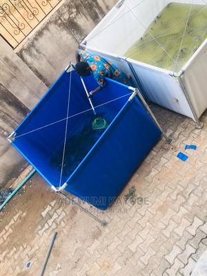 Small Size for Fish Pond Tarpaulin Collapsible   Farm Machinery & Equipment for sale in Lagos State, Ikorodu