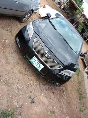 Toyota Camry 2008 Black | Cars for sale in Lagos State, Ogba