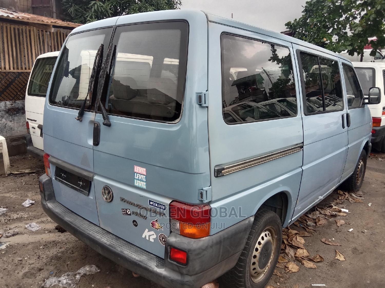 Sky Blue Vockswagen Transporter   Buses & Microbuses for sale in Apapa, Lagos State, Nigeria