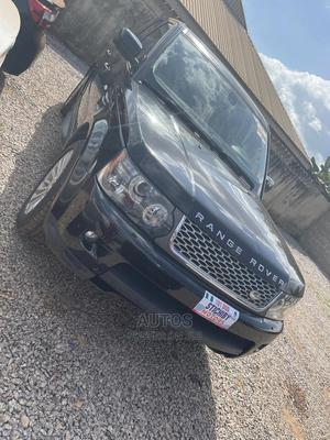 Land Rover Range Rover Sport 2011 HSE 4x4 (5.0L 8cyl 6A) Black | Cars for sale in Ondo State, Akure