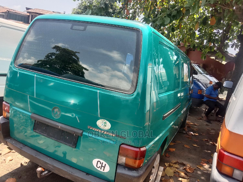 Green Vockswagen Transporter   Buses & Microbuses for sale in Apapa, Lagos State, Nigeria
