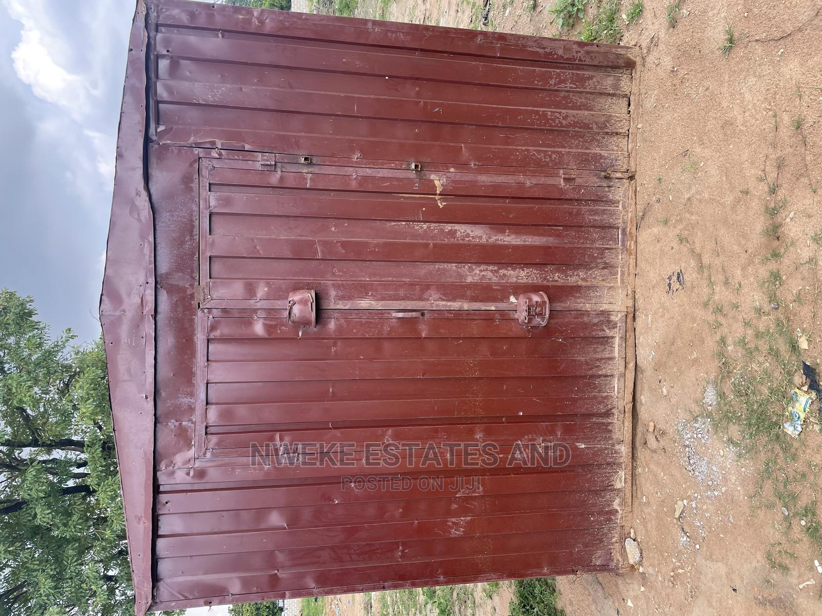 Slightly Used Container for Sale