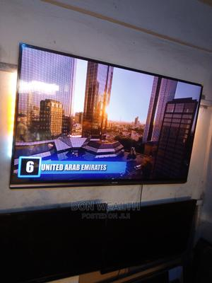 """55""""Inches Smart Android LED Philips Television   TV & DVD Equipment for sale in Lagos State, Ikeja"""