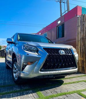 Lexus GX 2017 460 Base Silver | Cars for sale in Lagos State, Lekki