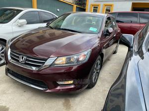 Honda Accord 2013 Purple | Cars for sale in Lagos State, Agege