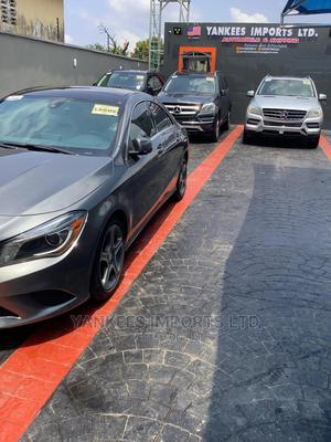Mercedes-Benz CLA-Class 2014 Silver | Cars for sale in Lagos State, Agege