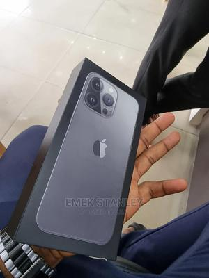 New Apple iPhone 13 Pro 128 GB Black   Mobile Phones for sale in Lagos State, Ikeja