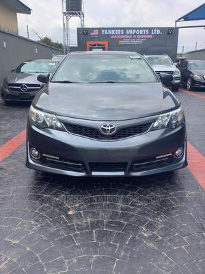 Toyota Camry 2014 Gray   Cars for sale in Lagos State, Agege