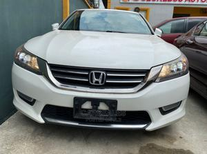 Honda Accord 2013 White   Cars for sale in Lagos State, Agege