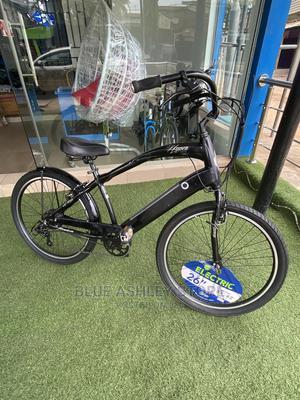 "Hyper E-Ride Electric Bike 26"" Mens Cruiser   Sports Equipment for sale in Lagos State, Alimosho"