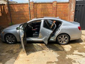 Lexus GS 2008 350 AWD Silver | Cars for sale in Lagos State, Ikorodu