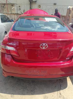 Toyota Camry 2007 Red | Cars for sale in Abuja (FCT) State, Wuse