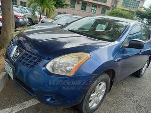 Nissan Rogue 2008 SL 4WD Blue   Cars for sale in Lagos State, Ikeja