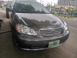Toyota Corolla 2006 1.4 VVT-i Gray | Cars for sale in Lagos State, Ikeja